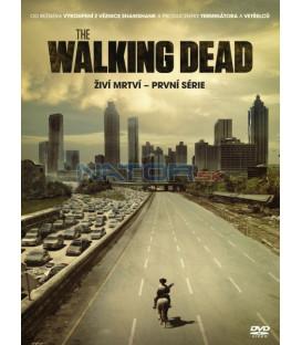 THE WALKING DEAD: Živí mrtví - 1. sezóna 2 x DVD