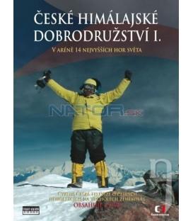 České himálajské dobrodružství 4DVD  (České himálajské dobrodružství )
