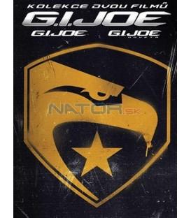 G.I. Joe kolekce 1.-2. 2DVD  (G.I. Joe 1.-2. 2DVD)