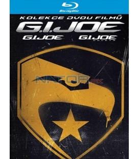 G.I. Joe kolekce 1.-2. (G.I. Joe 1.-2. 2BD) - Blu-ray