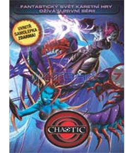 CHAOTIC – 7. DVD – SLIM BOX