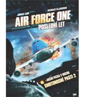 Air Force One: Poslední let (Air Collision) – SLIM BOX DVD