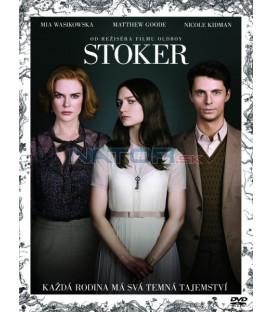 Stokerovi (Stoker) DVD