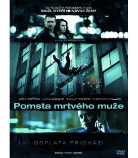 Pomsta mrtvého muže (Dead Man Down) DVD
