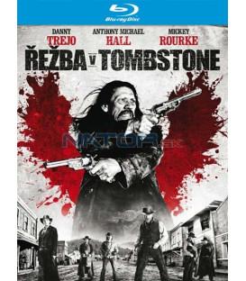 ŘEŽBA V TOMBSTONE (Dead in Tombstone) - Blu-Ray