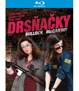 Drsňačky (The Heat ) - Blu-Ray