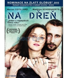 Na dřeň / Z hrdze a kostí / (Rust and Bone) DVD