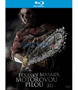 Texaský masakr motorovou pilou 3D ( Texas Chainsaw 3D ) Blu-ray