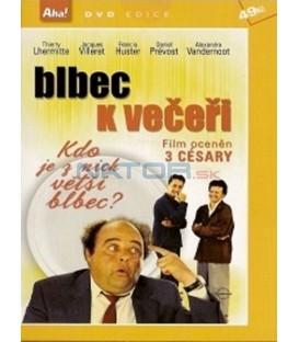 Blbec k večeři (Le Dîner de cons) DVD