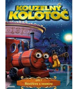 Kúzelný kolotoč DVD 7 - Návšteva z vesmíru (The Magic Roundabout) DVD