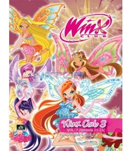 WINX Club séria 3 - (21 až 23 diel) DVD