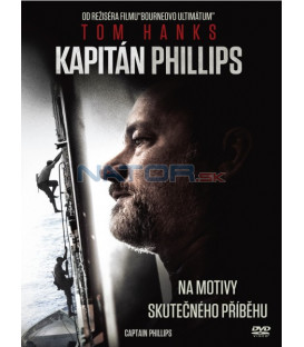 KAPITÁN PHILLIPS ( Captain Phillips) DVD