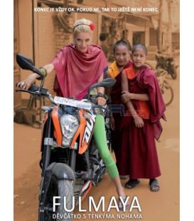 Fulmaya, děvčátko s tenkýma nohama DVD