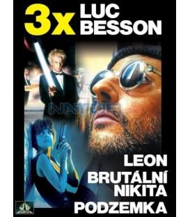 3 X LUC BESSON 1 DVD