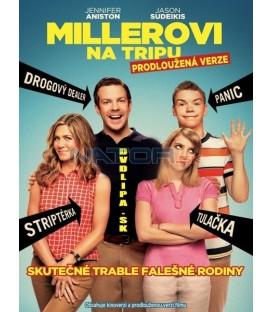 Millerovi na tripu ( Were the Millers) DVD