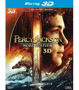 PERCY JACKSON 2: Moře nestvůr (Percy Jackson: Sea of Monsters) - 3D Blu-ray
