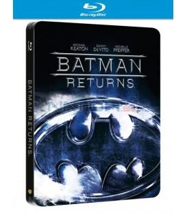 Batman se vrací (Batman Returns) Blu-ray - steelbook