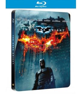 Temný rytíř (The Dark Knight) Blu-ray - steelbook