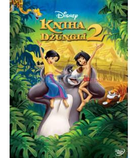 Kniha džunglí 2   (The Jungle Book 2) DVD