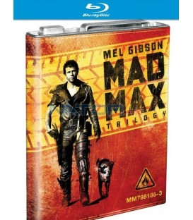 Šílený Max Kolekce 1.-3. (Mad Max Collection 1.-3. 3BD) - 3Blu-ray