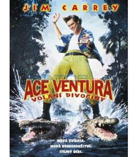Ace Ventura: Volání divočiny   (Ace Ventura: When Nature Calls) DVD