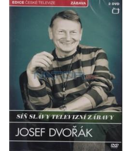 Síň slávy televizní zábavy - Josef Dvořák - 2xDVD