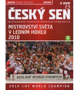 Český sen - MS v ledním hokeji 2010 - 4xDVD