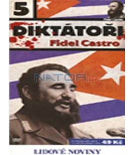 Diktátoři 5 - Fidel Castro DVD
