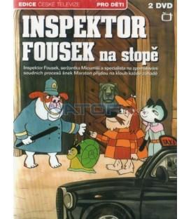 Inspektor Fousek na stopě - 2xDVD (13 dílů)