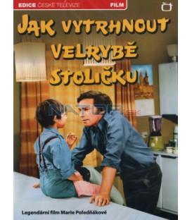 JAK VYTRHNOUT VELRYBE STOLICKU DVD