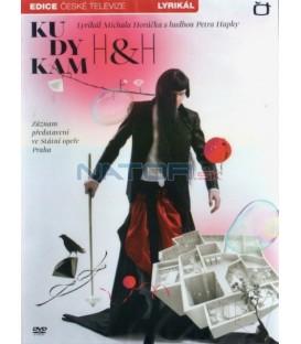 Kudykam (Hapka - Horáček) (DVD) - záznam divadelního představení