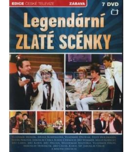 Legendární zlaté scénky - 14 DVD