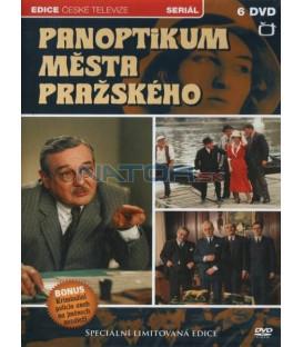 Panoptikum města pražského - 6xDVD (10 dílů)