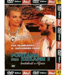 Fontána pro Zuzanu 3 DVD
