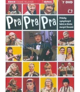 Pra Pra Pra: Příbehy vymyšlených faktu ze života starých Slovanu DVD