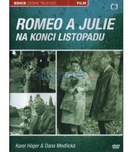Romeo a Julie na konci listopadu (Karel Höger, Dana Medřická) (DVD)