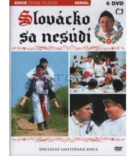Slovácko sa nesúdí - 6xDVD (12 dílů)