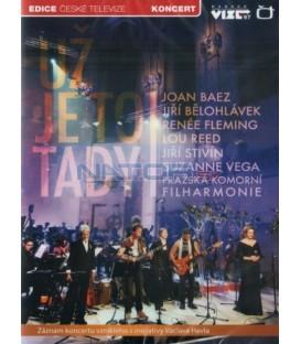 Už je to tady (TV pořad-koncert) DVD