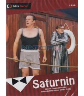 Saturnin - 2xDVD