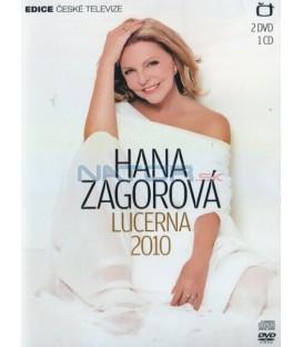 Hana Zagorová - Lucerna 2010 - 2xDVD+1xCD