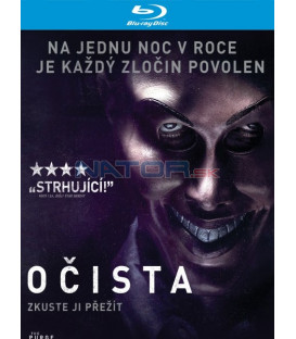 Očista (The Purge) - Blu-ray