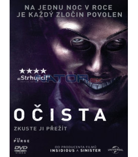 Očista (The Purge) DVD