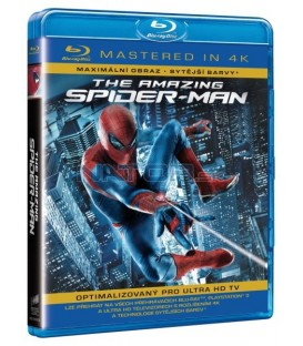 Amazing Spider-Man (Amazing Spider-Man) (4 K MASTERED) BLU-RAY