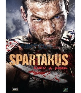 Spartakus: Krev a písek (Spartacus: Blood and Sand) 5 X DVD
