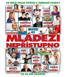 Mládeži nepřístupno (Movie 43) DVD