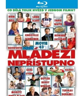 Mládeži nepřístupno (Movie 43) - Blu-ray