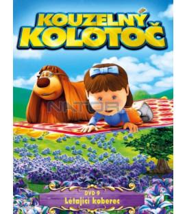 Kúzelný kolotoč DVD 9 - Létající koberec DVD