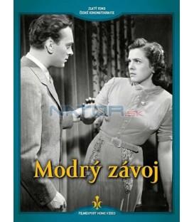 Modrý závoj DVD