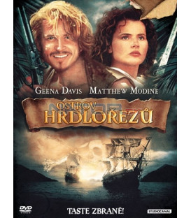Ostrov hrdlořezů (Cutthroat Island) DVD
