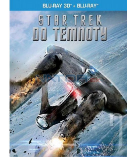STAR TREK: DO TEMNOTY (Star Trek Into Darkness) - 3D + 2D Blu-ray